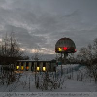 Трассовый радиолокатор ТРЛК-11 :: Ivan Kozlov