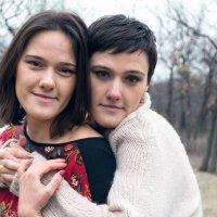 Twins :: Валентина Некрасова