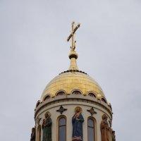 Храм Святого Равноапостольного Великого Князя Владимира. г. Сочи :: Андрей Воробьев