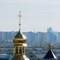Киев. Осень :: Юрий Федькевич