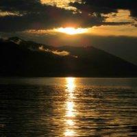 Закат на Байкале :: Елена Смоловская