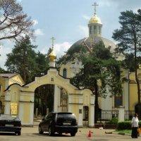 Храм город Жуковский. :: Ольга Кривых
