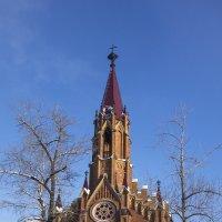Церковь Успения Девы Марии :: Андрей Шаронов