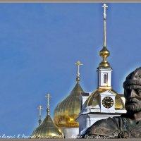 Княже  Юрий Долгорукий :: Валерий Викторович РОГАНОВ-АРЫССКИЙ