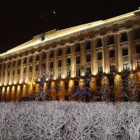 Дом Правительства (г. Пенза) :: Татьяна Крылова