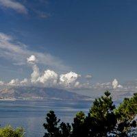 Сицилия - вид с балкона :: Татьяна Чернова