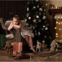 Рождественский ангел :: Виктория Иванова