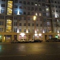 Дом на ул. Серафимовича :: jenia77 Миронюк Женя