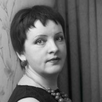 ч-б :: Elena Zhivoderova