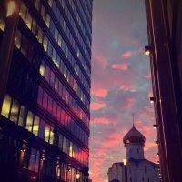 Moscow, Белая площадь :: Marina Kharitonova