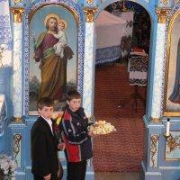 в ожидании священника :: Богдан Вовк