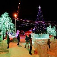 Городская зимняя сказка для детей и  взрослых ... :: Надежда
