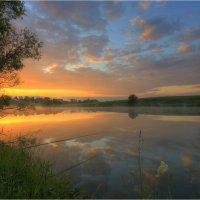 Утром на рыбалке :: Nikita Volkov