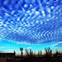 городское небо :: Павел Чернов