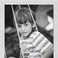 Портрет мальчика. :: Ирина Лядова