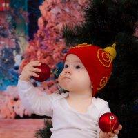 Елочные шарики :: Юлия Зуева