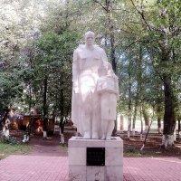 Памятник. :: Ольга Кривых