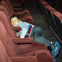 Будущий театрал. :: Виталий Дарханов
