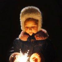 Волшебство новогодней ночи :: Артур Овсепян