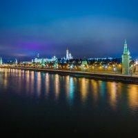 Москва ночная... :: Александр Казаков