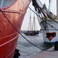 Корабли постоят.... :: Владимир Секерко