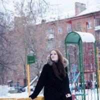 Настя :: Лилия Сашина