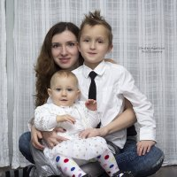 Моя семья :: Дмитрий Мантуш