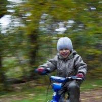 Юный велосипедист :: Ольга Орлова
