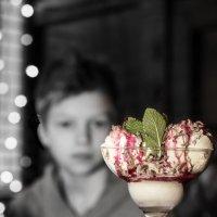мороженое :: Рената Захарова
