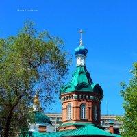 Прогулки по Оренбургу :: Irina-CITY Trishkina
