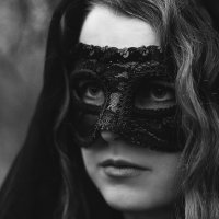 Shooting in black :: Яна Кириченко