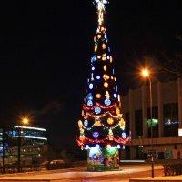 Новогодняя ёлка. :: Александр Лейкум