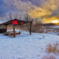 Когда солнце спать ложилось... :: Denis Aksenov