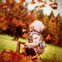 Золотые краски осени :: Анна Димант
