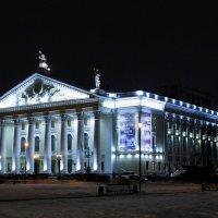 Челябинский Театр оперы и балета им. Глинки. :: Надежда
