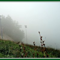 Туман в Уфе 7 :: Владимир Хатмулин
