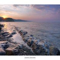 Рассвет и камни :: Alexander Asedach