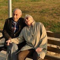 Дорогие мои Старики :: Рома Лидовский