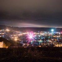 Новогодний фейерверк :: Илья Мжачев
