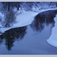 И робкое дыхание зимы :: Александр   Матвей БЕЛЫЙ