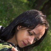 Ольча-фотоГрафинька :: Носов Юрий