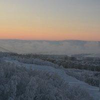 Туман. :: Сергей Зуев