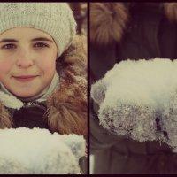 Зимняя прогулка :: Александра Ермолова