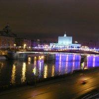 яркие огни Москвы! :: Juliett Ka