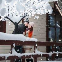 зима :: Наталия Баранова