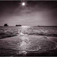 Уходящая волна :: Валерий Шейкин