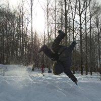 Зимние забавы :: Елена Викторова