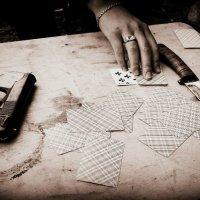Карты, деньги, Два ствола :: Алексей Лебедев