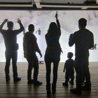 Инсталляция в Гараже :: Светлана Яковлева