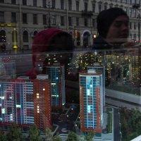 Огни большого города :: Игорь Чубаров